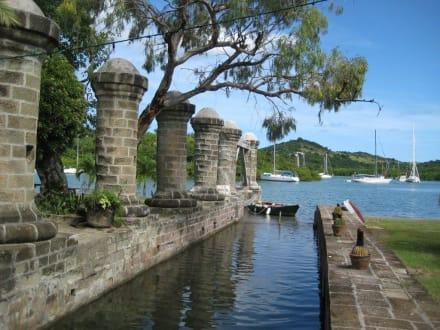 English Harbour - Nelson's Dockyard
