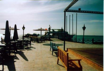 Tauchboot - Yachthafen Hurghada