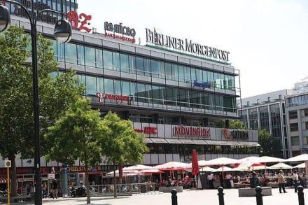 Markt/Bazar/Shop-Center - Europa Center
