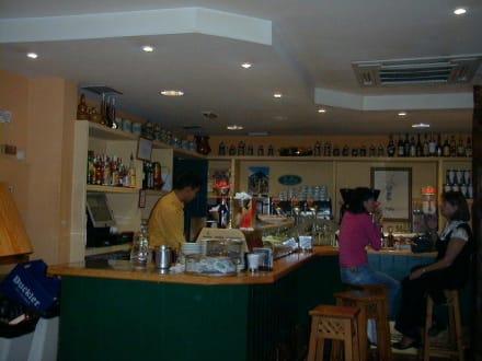 Kuchentheke - Bar Cafeteria La Posada