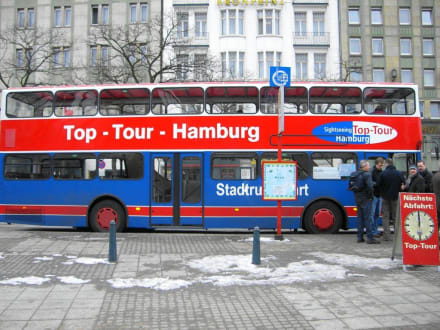 Top Tour Hamburg - Stadtrundfahrt Hamburg