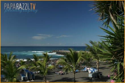 Puerto de la Cruz - Playa Jardín