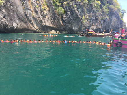 Four Island Tour Emerald Cave ohne Worte - 4 Island Tour