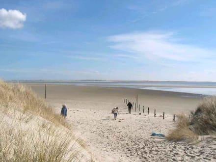 Westküste - Strand Baltrum