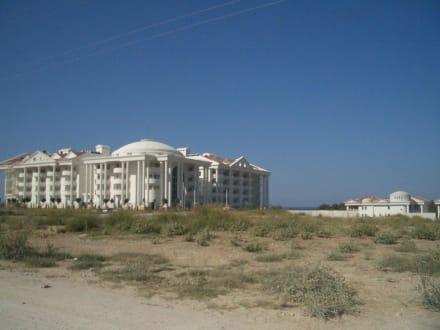 Roma Beach Resort Hotelbewertung