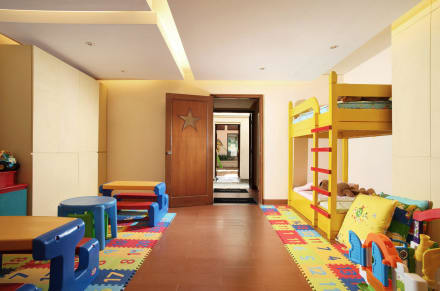 Westin Kids Club - Toodlers area -