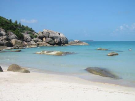 Strand bei Lamai - Strand Lamai Beach