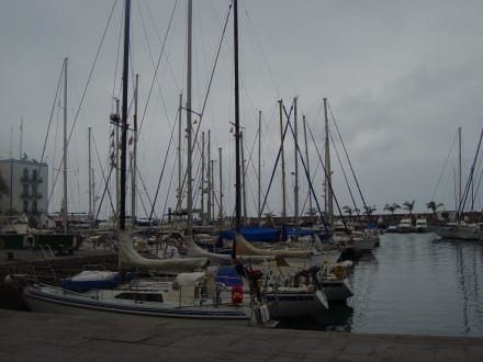 "Puerto de Mogan , oder auch ""  Klein Venedig""   genannt - Hafen Puerto de Mogán"