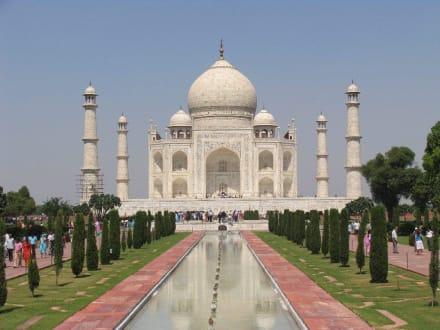 Taj Mahal (4 -5 Stunden vom Hotel) - Taj Mahal