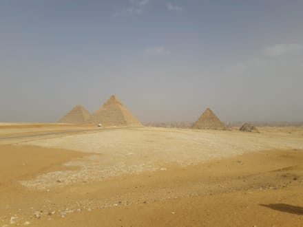 Sport & Freizeit - Pyramiden von Gizeh