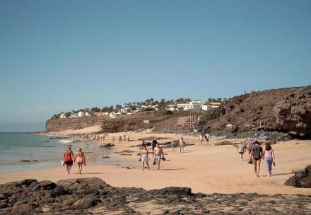 Strandimpressionen - Strand Morro Jable