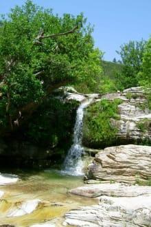 Wasserfall bei Maries - Maries