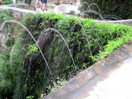 Gartenanlage - La Granja