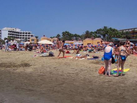 Strand von Maspalomas - Strand Maspalomas