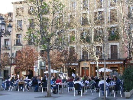 Citylife Madrid - Plaza de Santa Ana