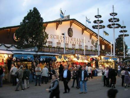 Bierzelt - Oktoberfest