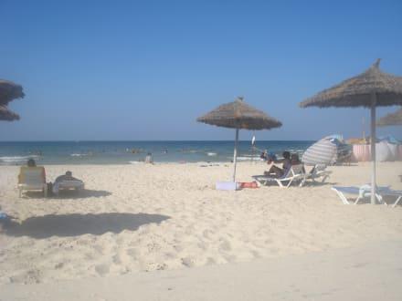 Tunisia Hotels in Skanes Hotel Beach Hotel Skanes
