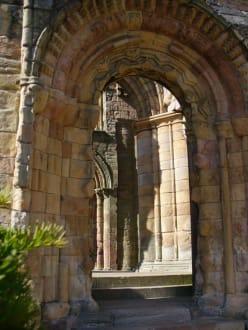 Jedburgh Abbey - Jedburgh Abbey