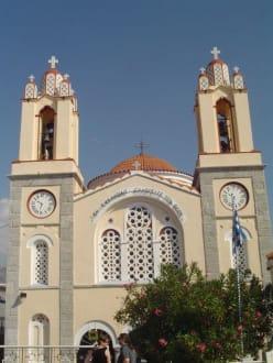 Wunderschöne Kirche in Ziana - Kirche des Heiligen Pandeleimon