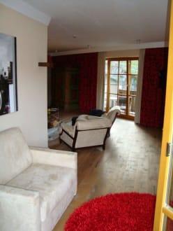 Wohnzimmer - Hotel Alpine Palace New Balance Luxus Resort