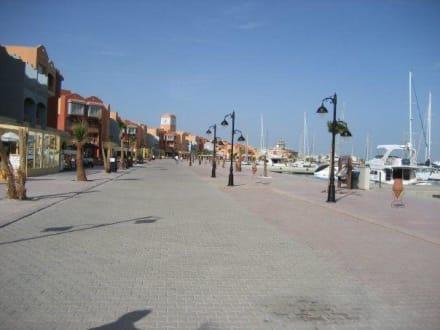 Hurghada Marina - Hafen Abu Tig Marina