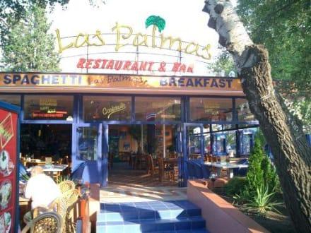 Las Palmas Restaurant - Las Palmas Restaurant