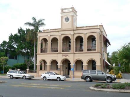 Rathaus von 1912 - Heritage Walk