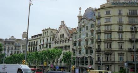 Barcelona - Casa Batllo - Haus Batllo