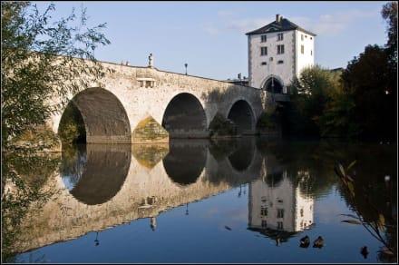 Alte Lahnbrücke - Stadtführung Limburg