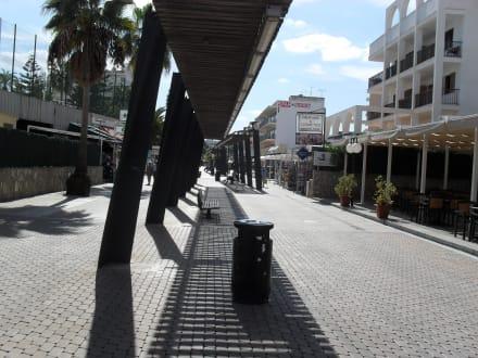 Shoppingmeile Cala Millor - Einkaufen & Shopping