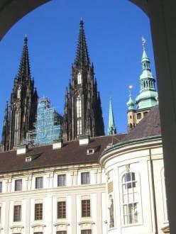 Prager Burg - St.-Veits-Dom