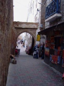Altstadtwinkel - Altstadt Essaouira