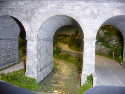 Eisenbahn-Modellanlage Bad Driburg - Modelleisenbahn-Ausstellung