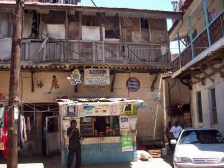 Bayernhaus - Altstadt Mombasa
