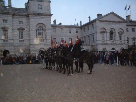 Sonstige Sehenswürdigkeit - Horse Guard
