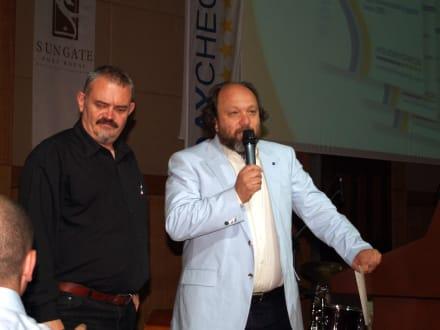 Eröffnungsrede: Tunç Müstecaplioglu - HolidayCheck Award Gala