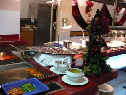 Buffet - Hotel & Spa S'Entrador Playa