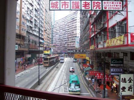 Stadt/Ort - Hong Kong Island Tour