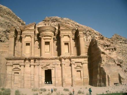 Petra - El-Deir - Felsenstadt Petra