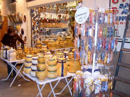 Porzellan - Altstadt Nizza