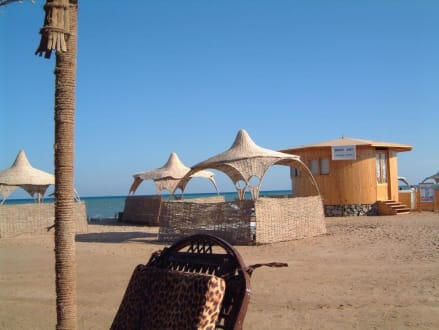 Massage und Meer - Mangrovy Beach