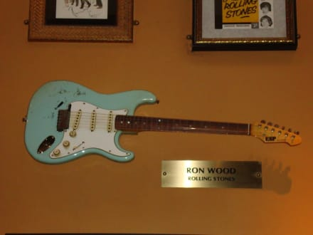 Dekoration - Hard Rock Café