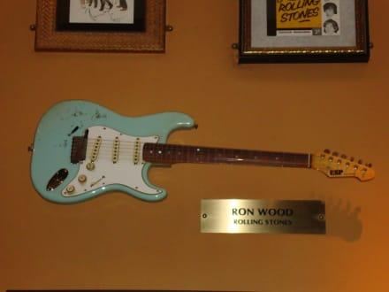 Dekoration - Hard Rock Cafe München