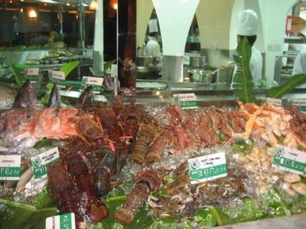 Auswahl Fischmarket Restaurant - Restaurant Fishmarket