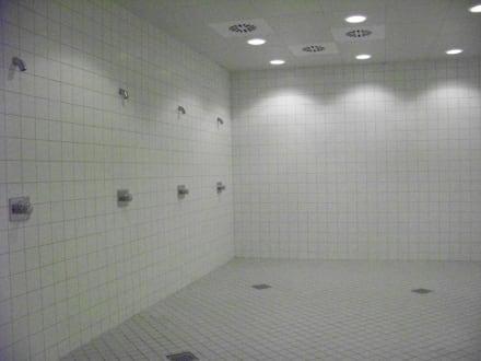Gäste Duschkabine - Volksparkstadion