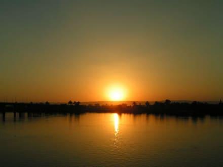Sonnenuntergang - Nil