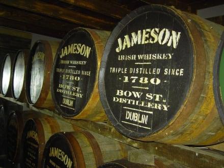 Jameson Whiskey - Altstadt Dublin