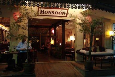 Monsoon Restaurant and Bar - Restaurant Monsoon