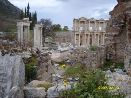Ein Ausblick! - Antikes Ephesus