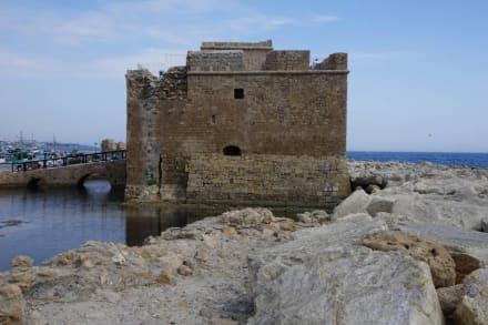 Hafenkastel Pafos Zypern - Paphos Kastell